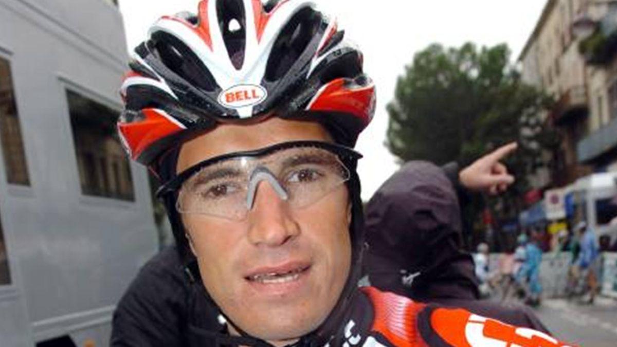 CYCLING 2007 Paris-Nice Kolobnev