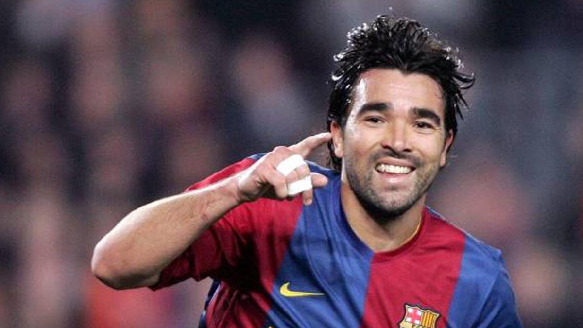 FOOTBALL 2006/2007 La Liga Barcelona Deco