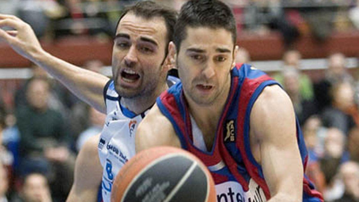 BASKETBALL 2006-2007 ACB 2006-2007 Bruesa-Barcelona Juan Carlos Navarro