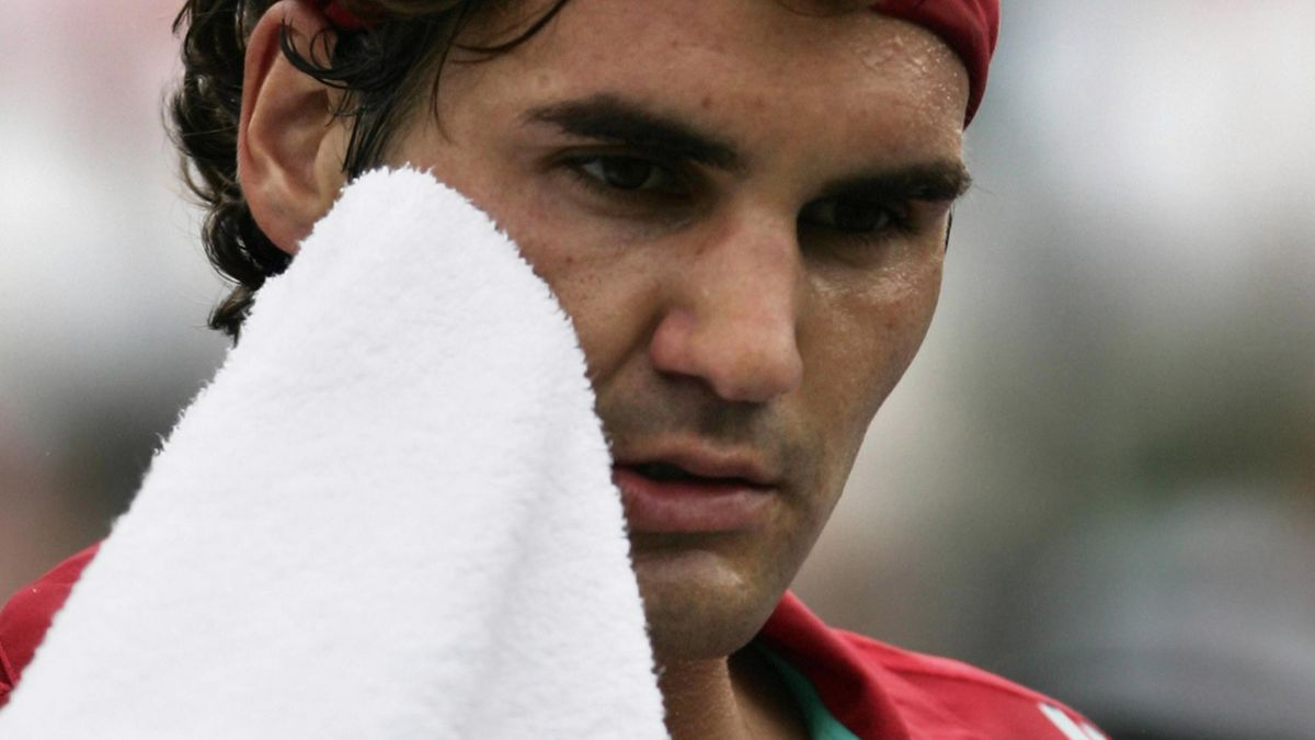 TENNIS 2007 Miami Masters Roger Federer