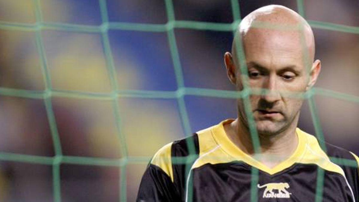 FOOTBALL Ligue 1 2006/2007 Nantes Barthez
