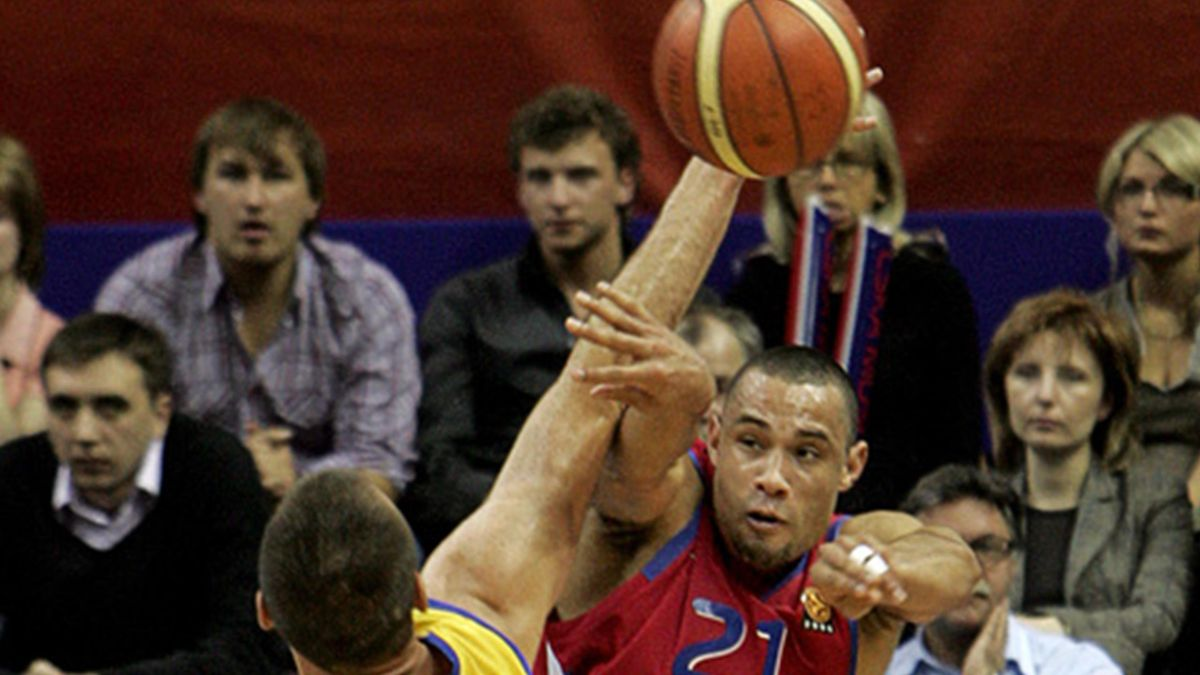 BASKETBALL CSKA-Maccabi ЦСКА-Маккаби