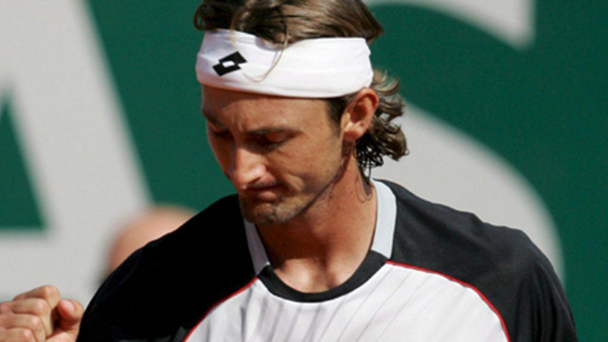 TENNIS 2007 Monte Carlo Masters Juan Carlos Ferrero