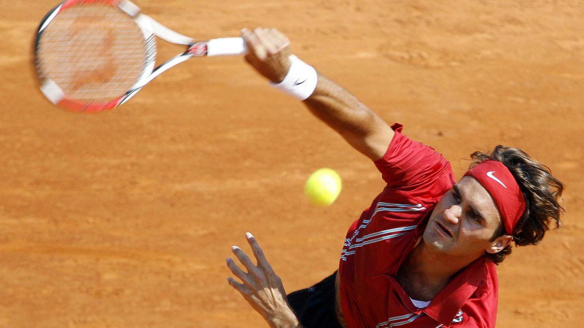 TENNIS Roger Federer Monte Carlo 2007