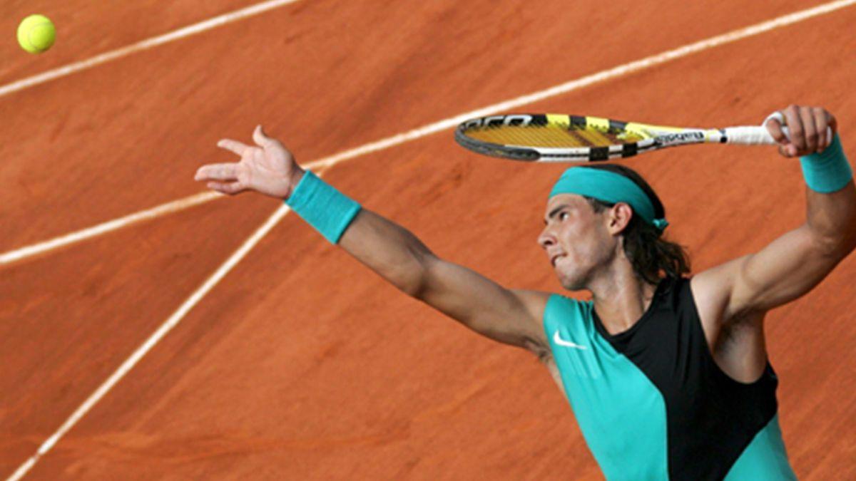 TENNIS 2007 Monte Carlo Masters Rafa Nadal
