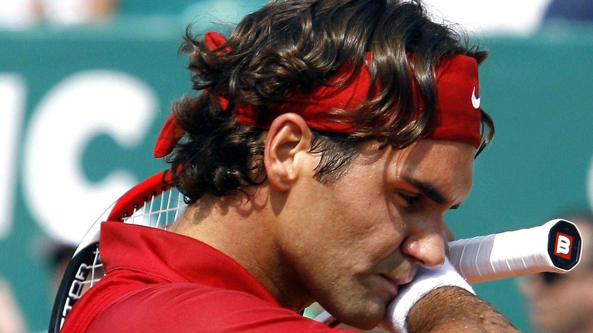TENNIS 2007 Monte Carlo Masters final Roger Federer