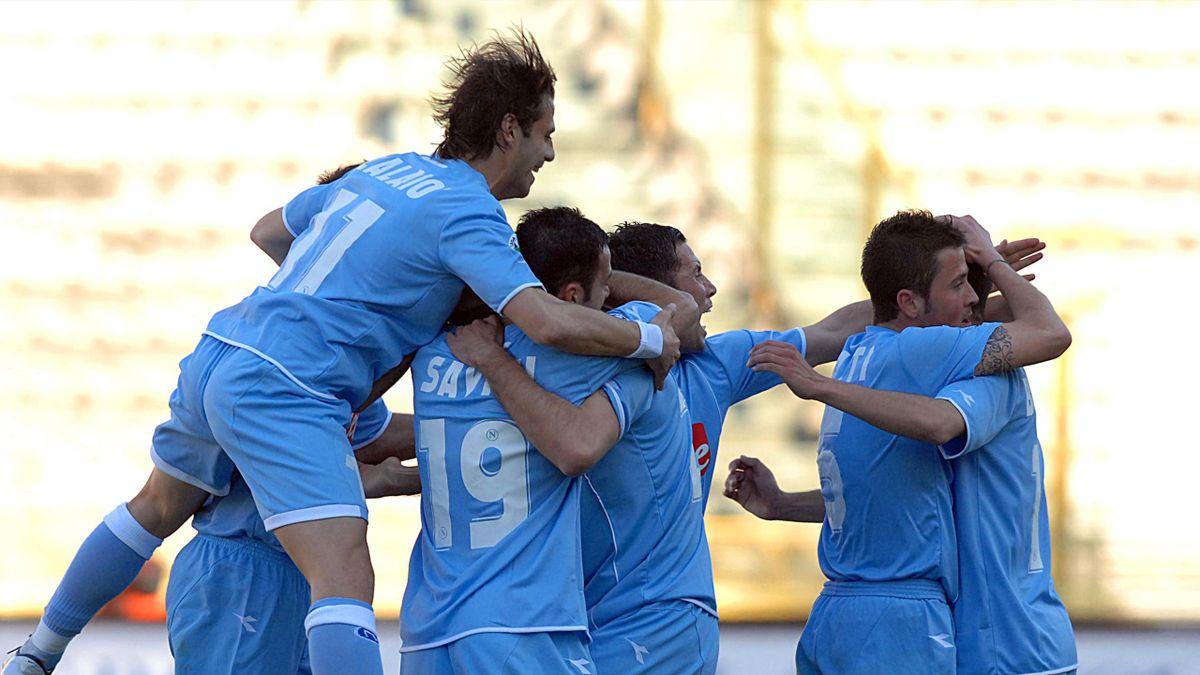 FOOTBALL: Serie B 2006/2007: Napoli