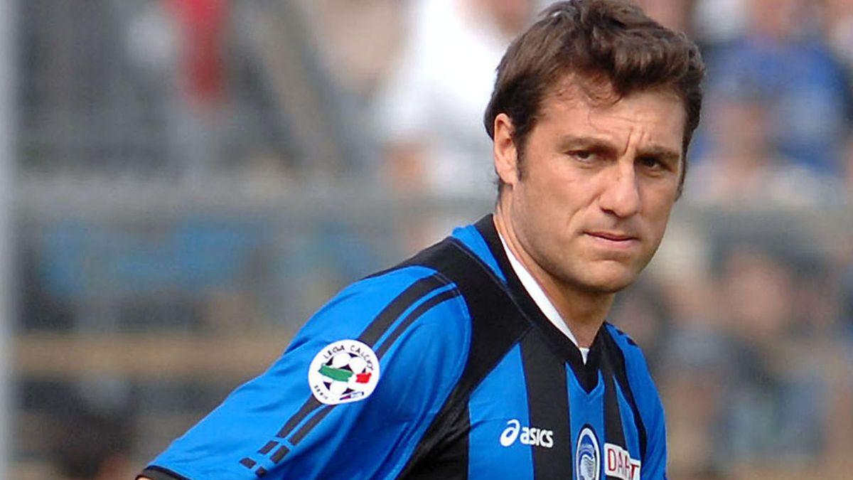 FOOTBALL 2006-2007 Serie A Atalanta-Siena Vieri