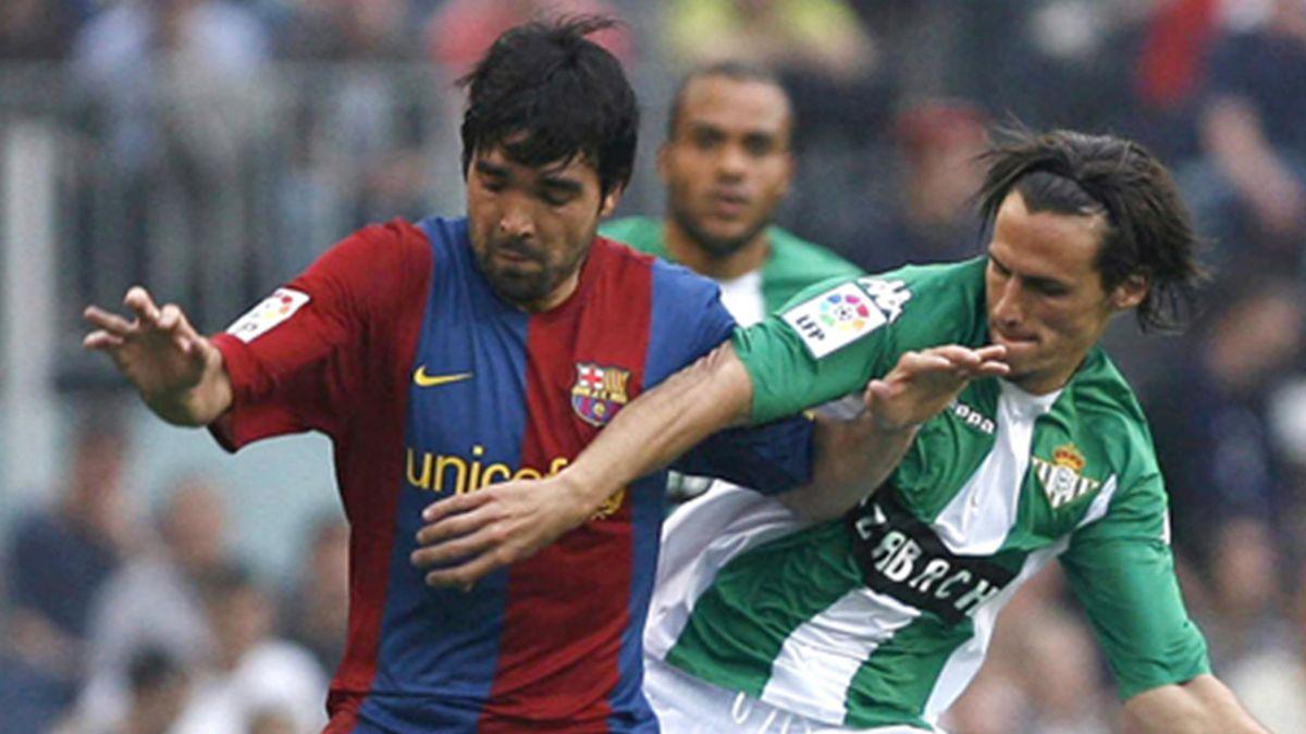 Barcelona Held By Betis Eurosport