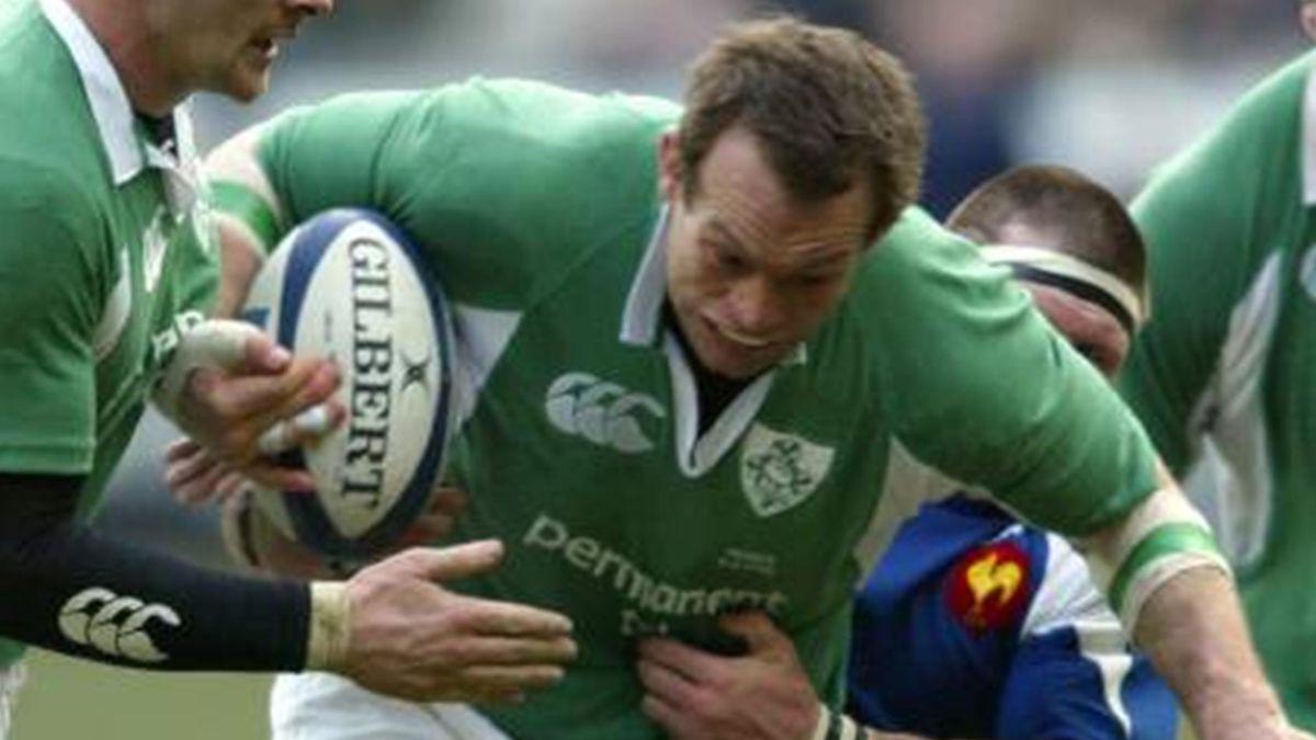 Simon Best - Ireland