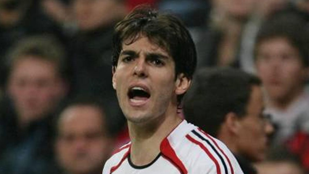 FOOTBALL 2006-2007 Serie A Milan Kaka