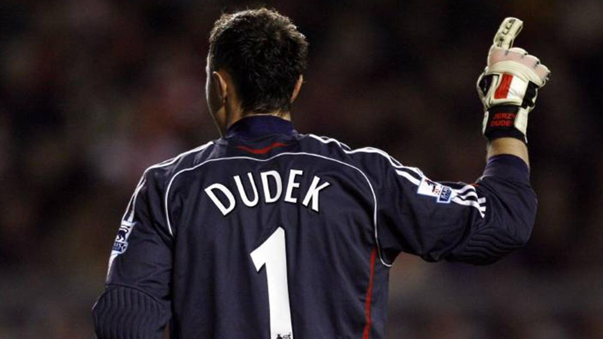FOOTBALL 2006-2007 Premiership Liverpool Jerzy Dudek