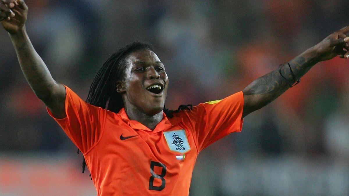 FOOTBALL 2007 Euro Under-21 Netherlands Drenthe
