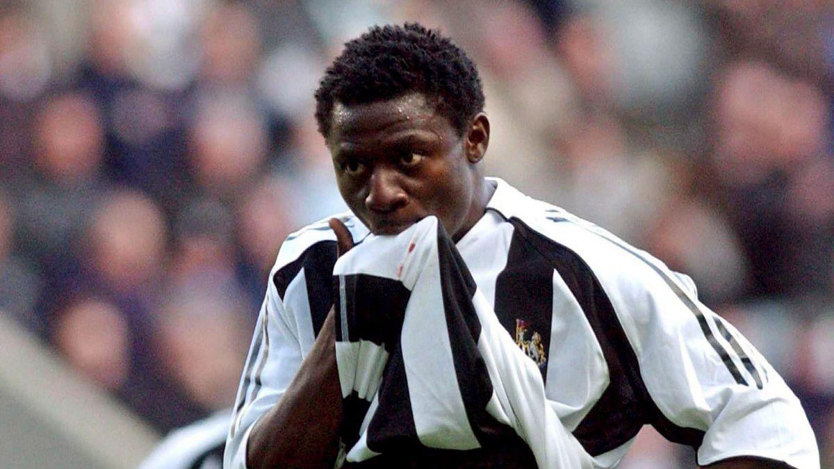 FOOTBALL 2006-2007 Premiership Newcastle United Martins