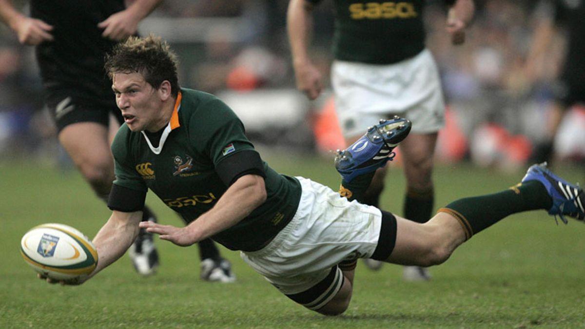 Frans Steyn - South Africa