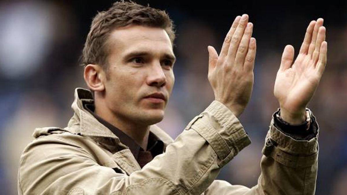FOOTBALL 2006-2007 Premiership Chelsea Andriy Shevchenko