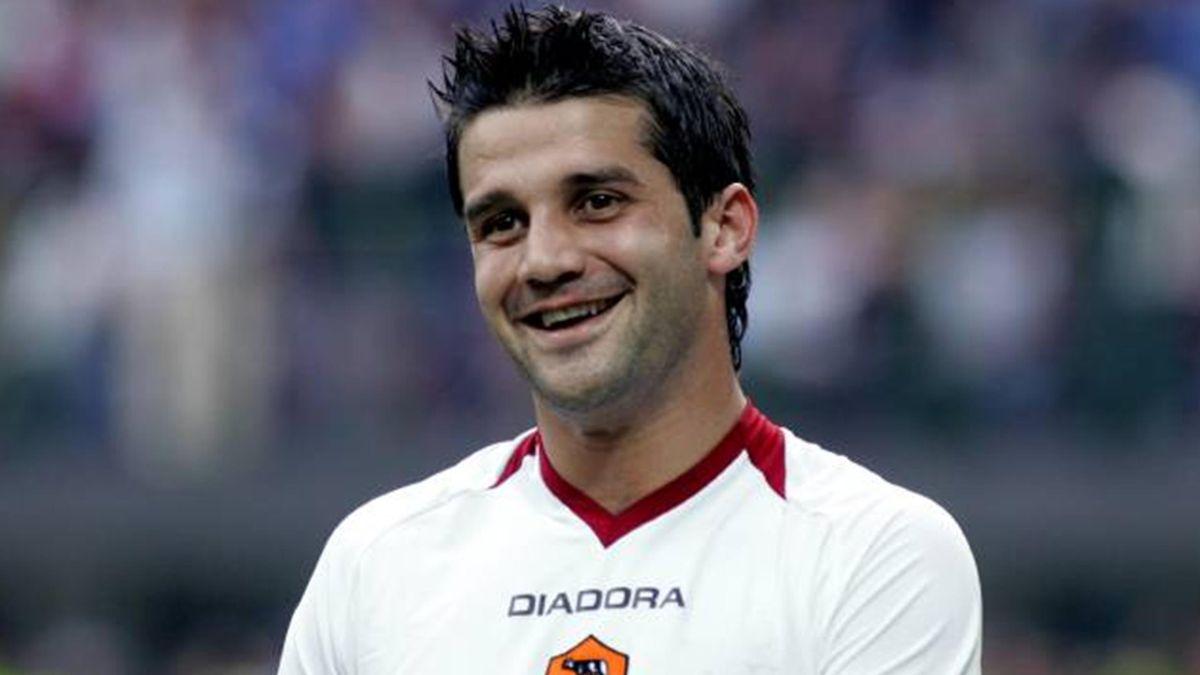 FOOTBALL 2006-2007 Serie A Roma Chivu