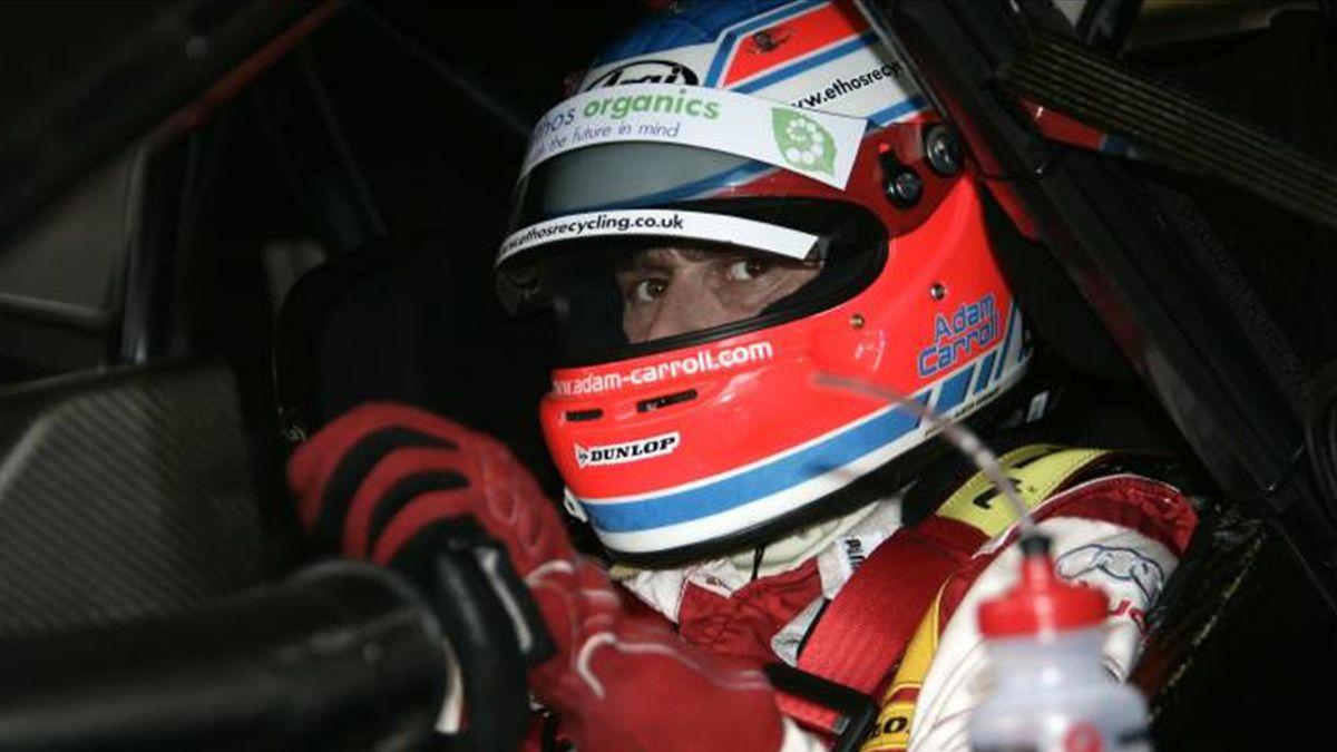 DTM 2007 Norisring Adam Carroll Kolles Audi