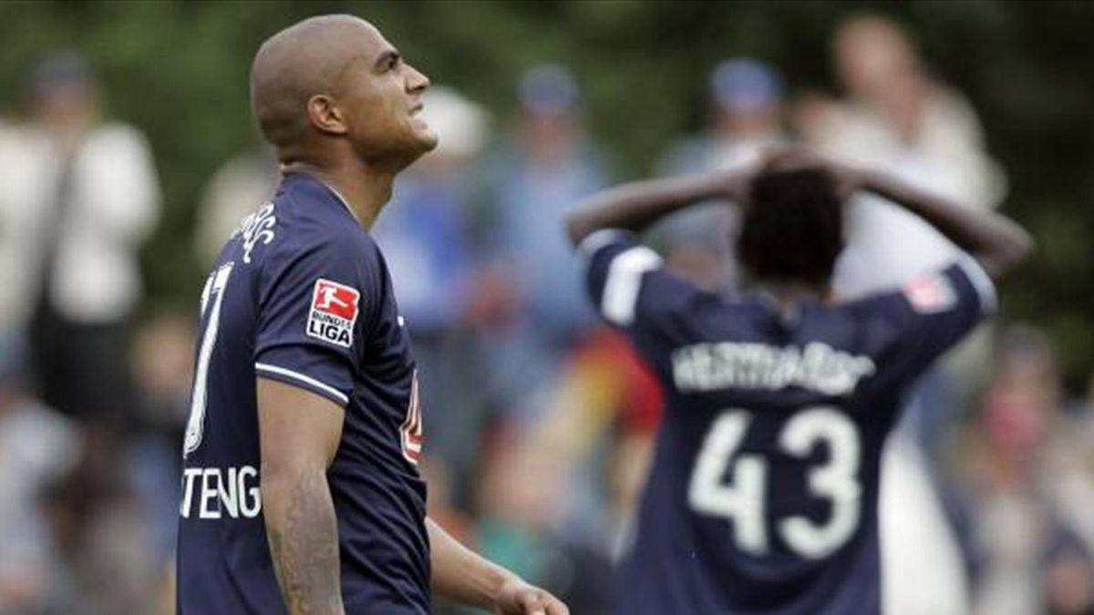 FOOTBALL Kevin Boateng Hertha Berlin