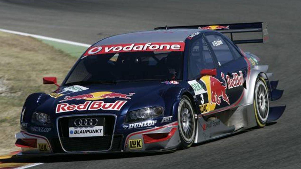 DTM 2007 Mugello Mattias Ekstrom Abt Audi