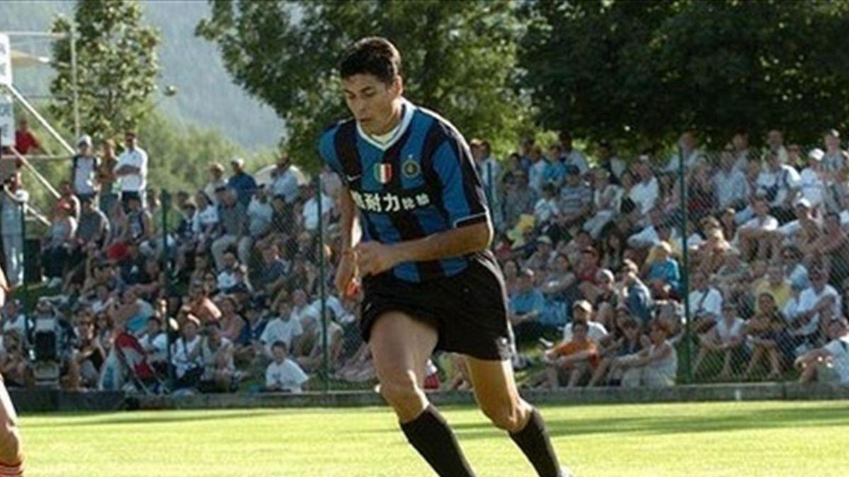 FOOTBALL 2007-2008 Serie A Inter Cruz