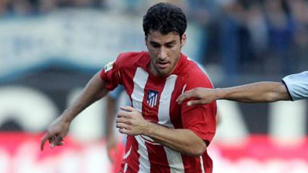 FOOTBALL 2006-2007 La Liga Atlético de Madrid Seitaridis