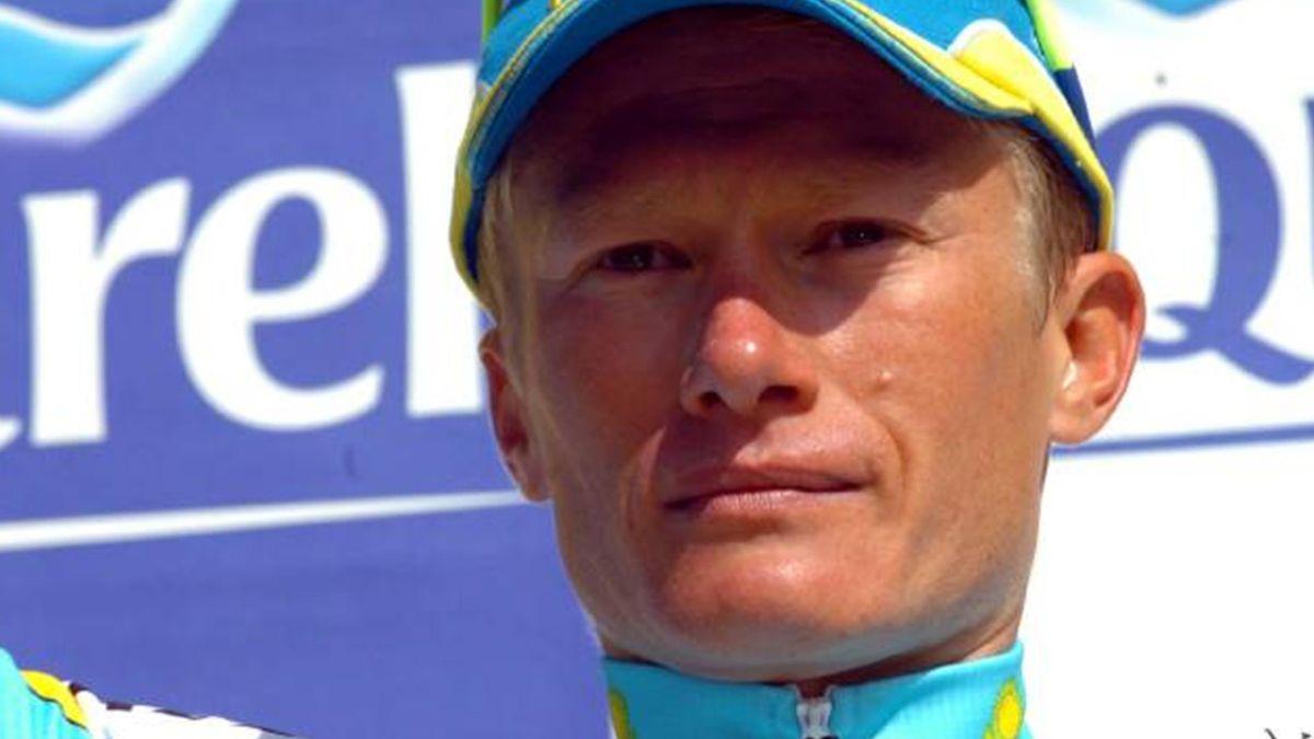 CYCLING 2007 Tour de France Vinokourov