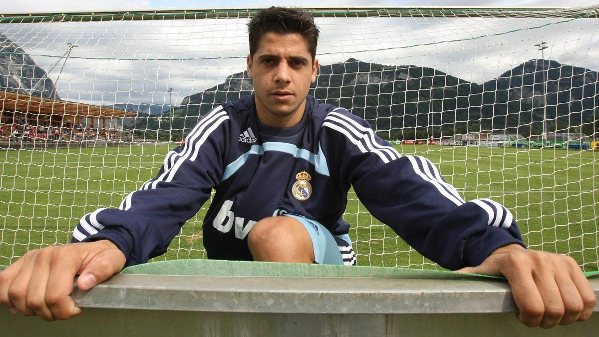 FOOTBALL 2007-2008 La Liga Real Madrid Cicinho