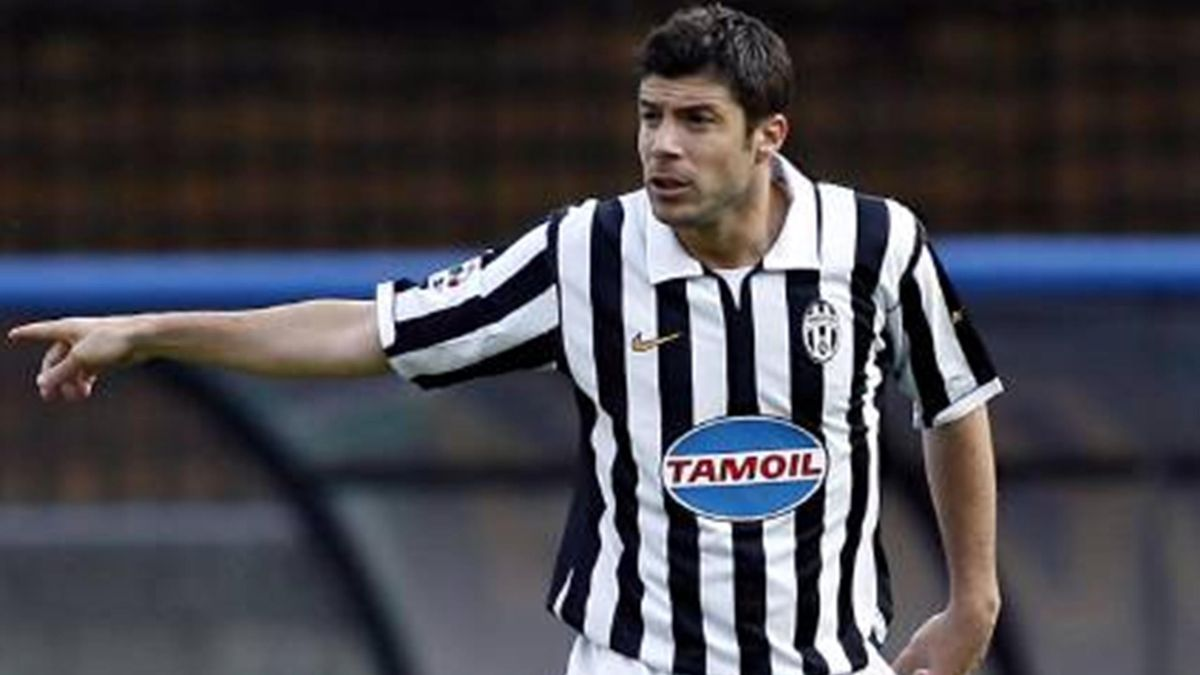 FOOTBALL 2007 Serie A Juventus Giannichedda