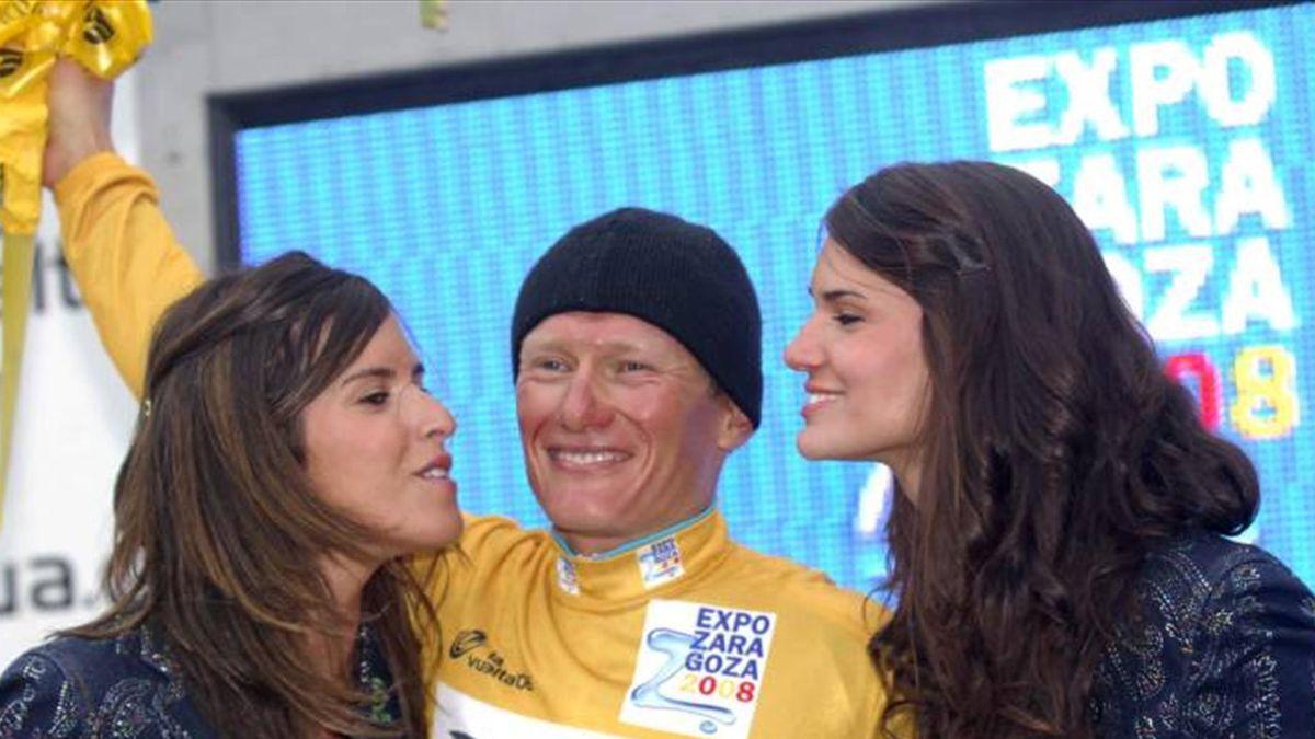 CYCLING Vuelta a Espana 2006 Vinokourov