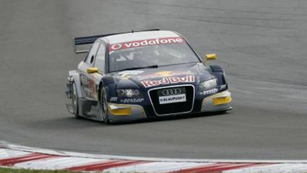 DTM 2007 Nürburgring Martin Tomczyk Abt Audi