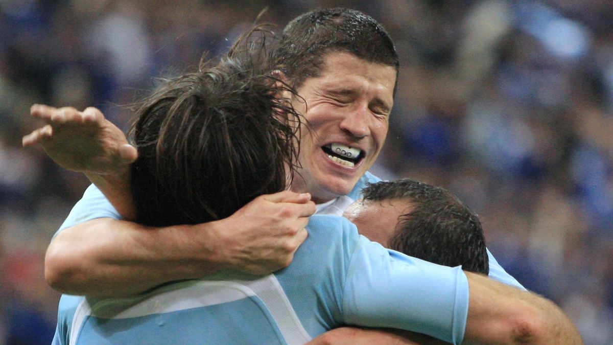 RUGBY france argentine contepomi corleto
