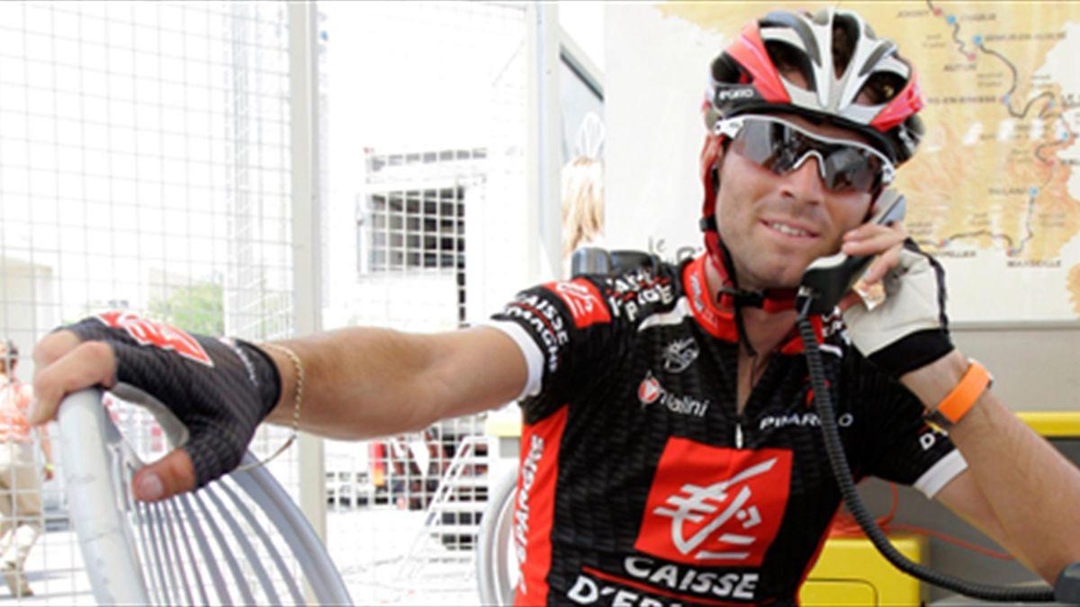 CYCLING Alejandro Valverde