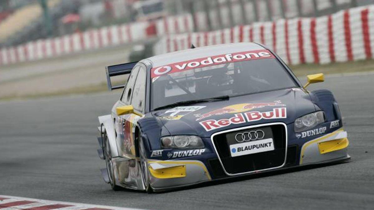 DTM 2007 Barcelona Martin Tomczyk Abt Audi