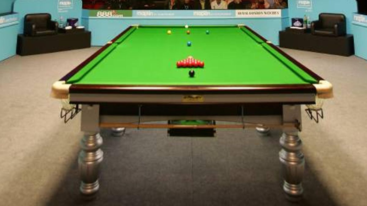 SNOOKER 2007-2008 UK Championship