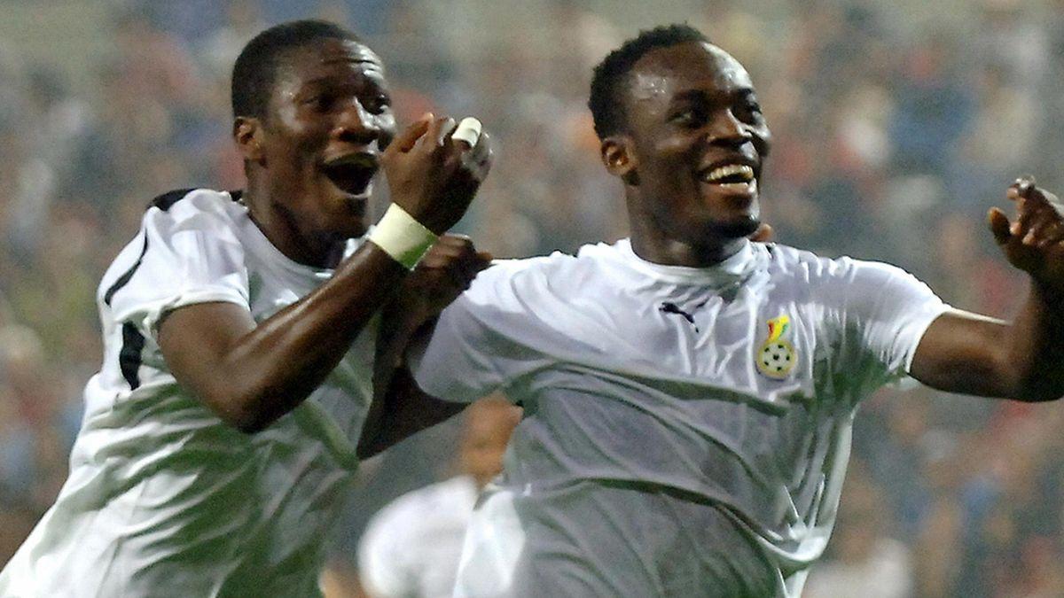 Profile: Ghana - Eurosport