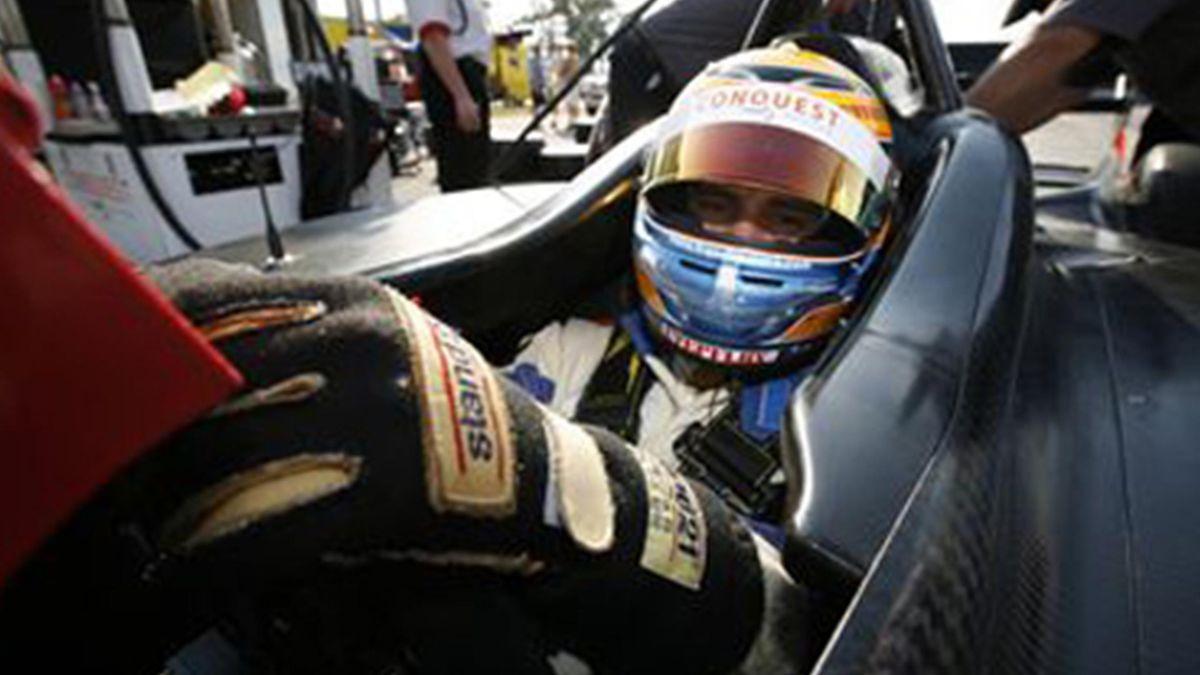 ChampCar World Series 2008 Season 2008 Franck Perera Conquest Sebring test