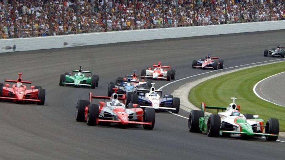 INDYCAR 2007 Indy 500 Tony Kanaan Andrett-Green