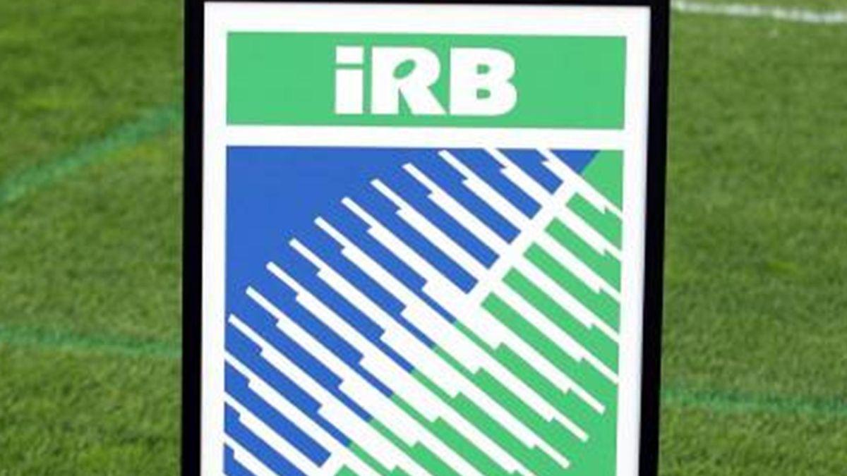 RUGBY - IRB logo