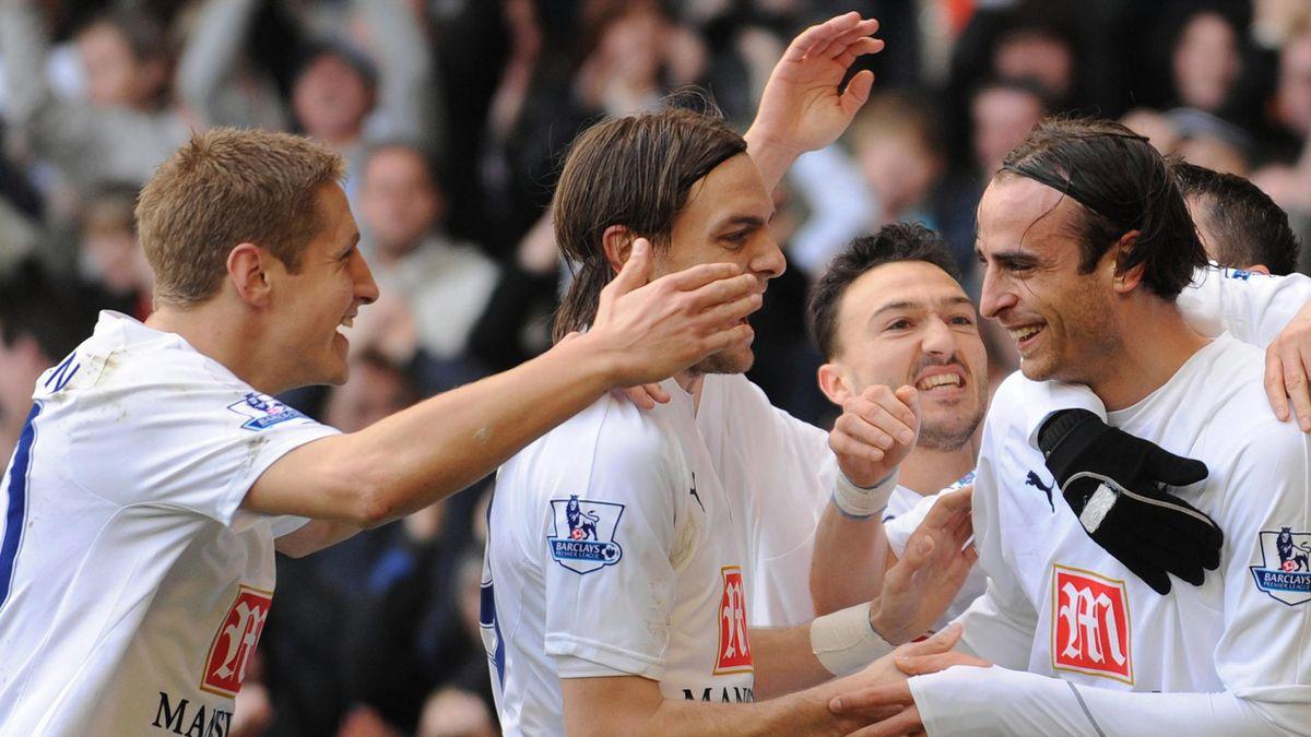 Spurs thrash West Ham - Eurosport