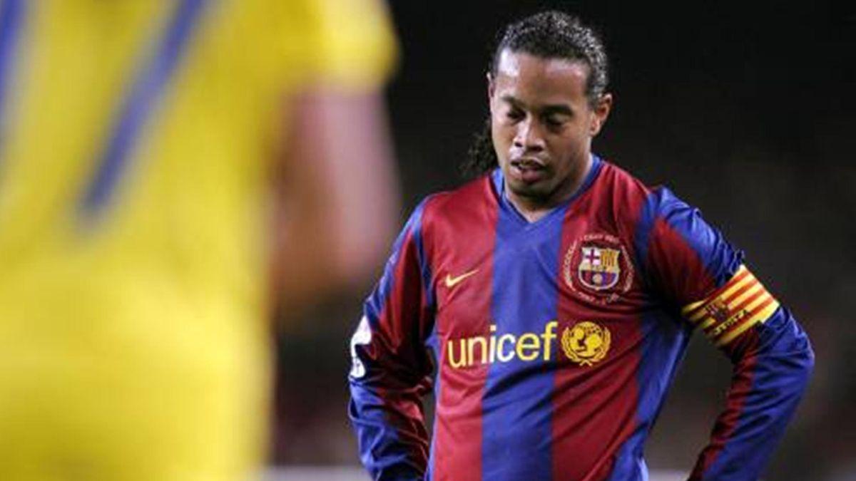 Ronaldinho could join Real - Eurosport