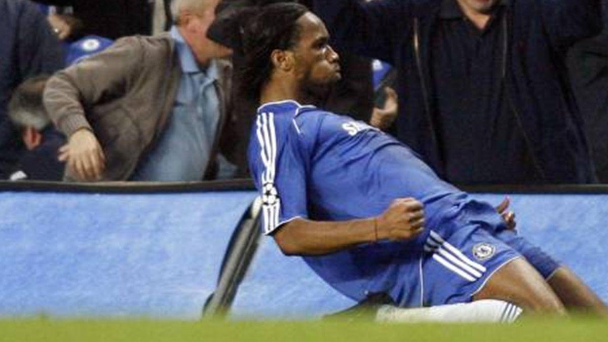 Drogba Has The Last Word Eurosport
