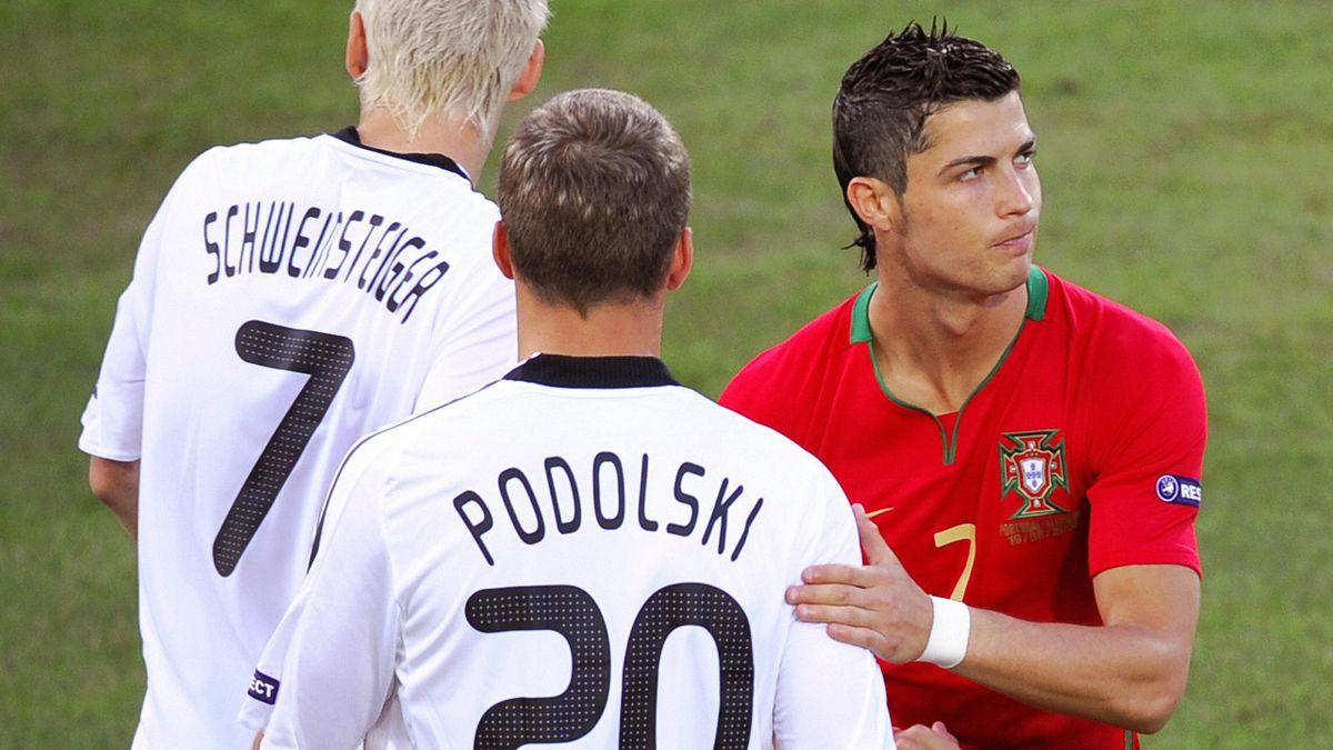 FOOTBALL 2008 Euro 2008 Portugal-Germany