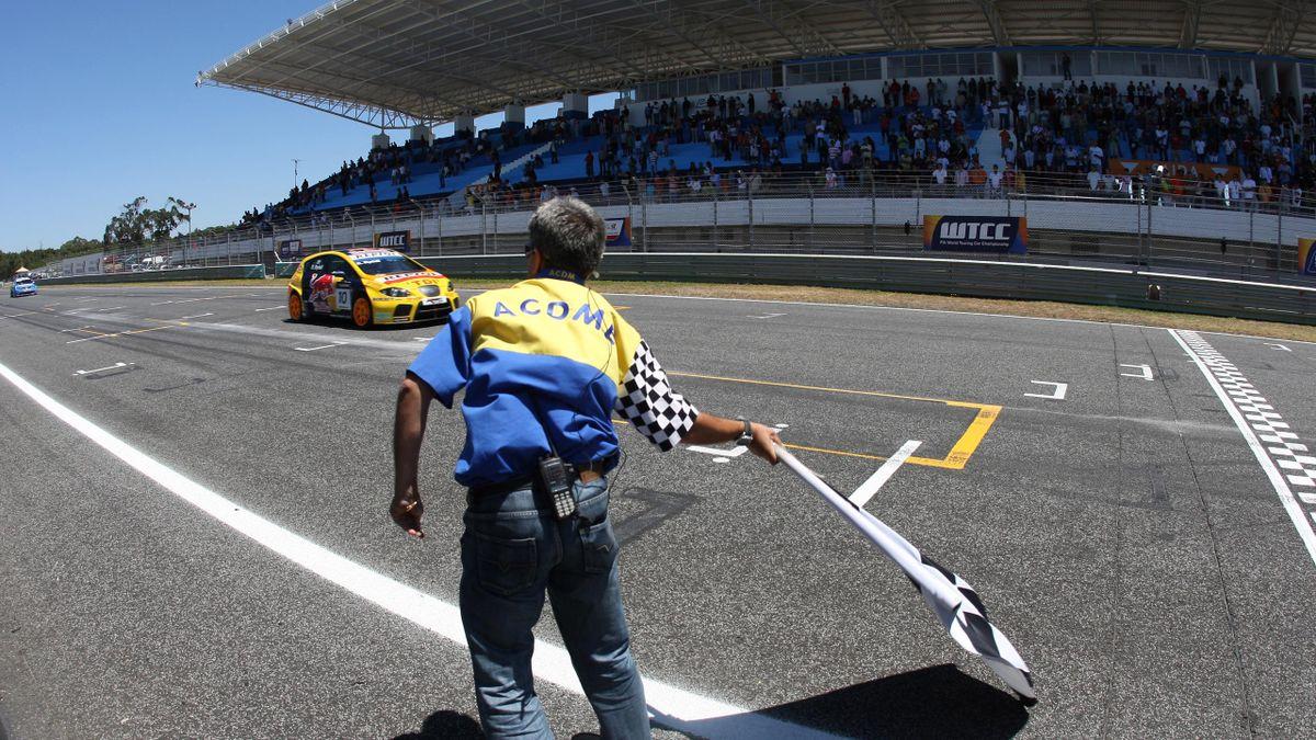 Estoril, WTCC, 2008