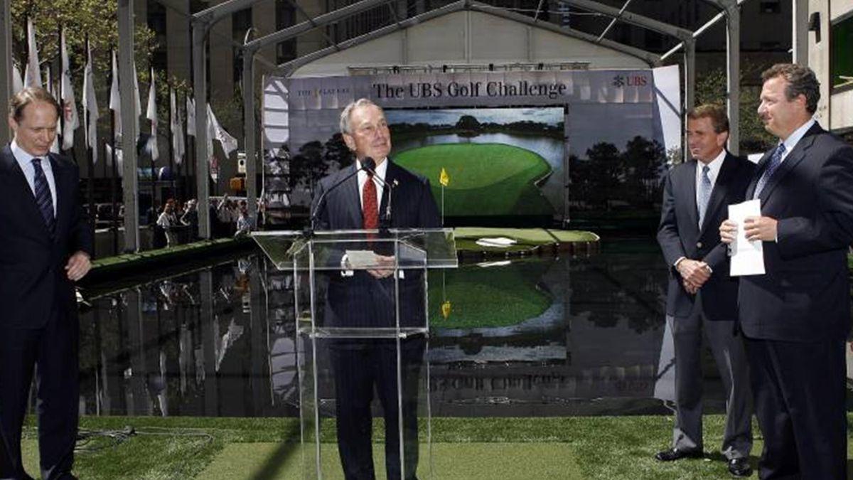 Tom Finchem, US PGA Tour commissioner