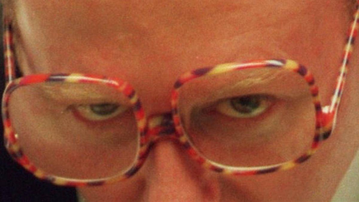 SNOOKER Dennis Taylor's glasses