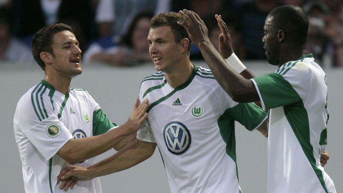 Wolfsburg through - Eurosport