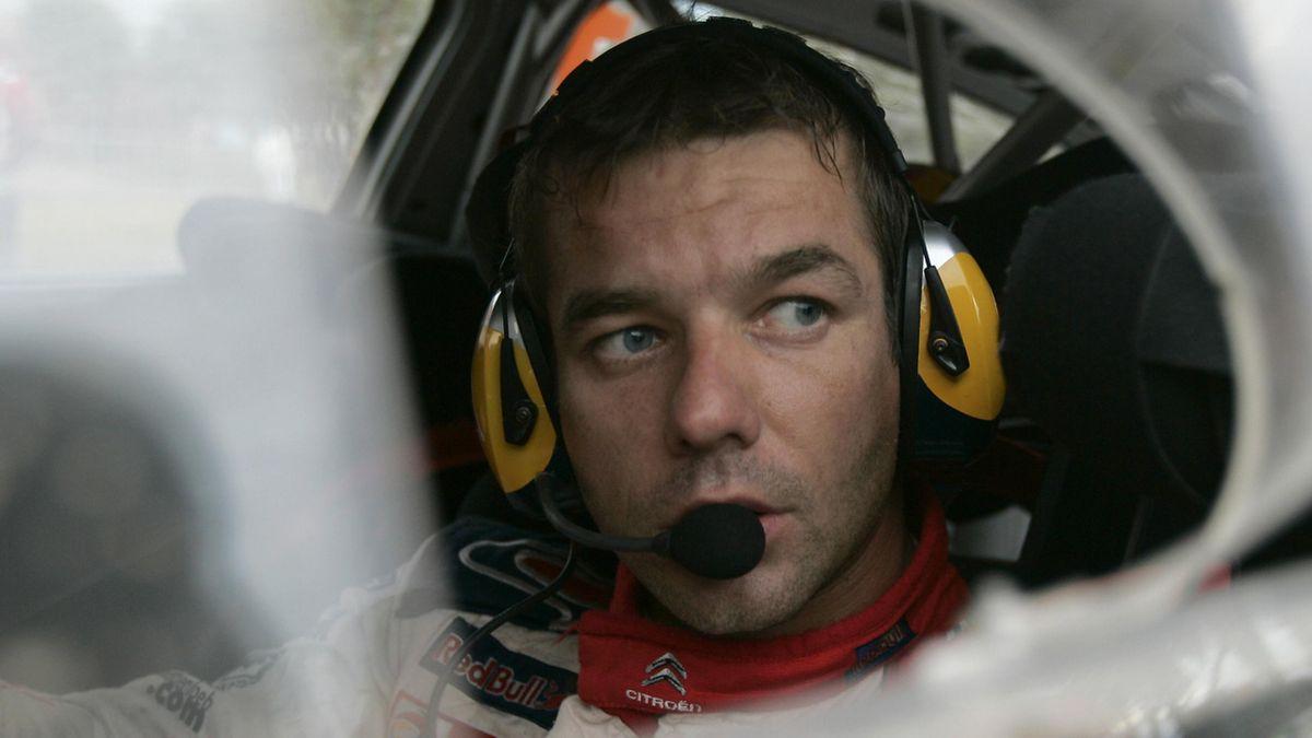2009 Australie Citroen Loeb