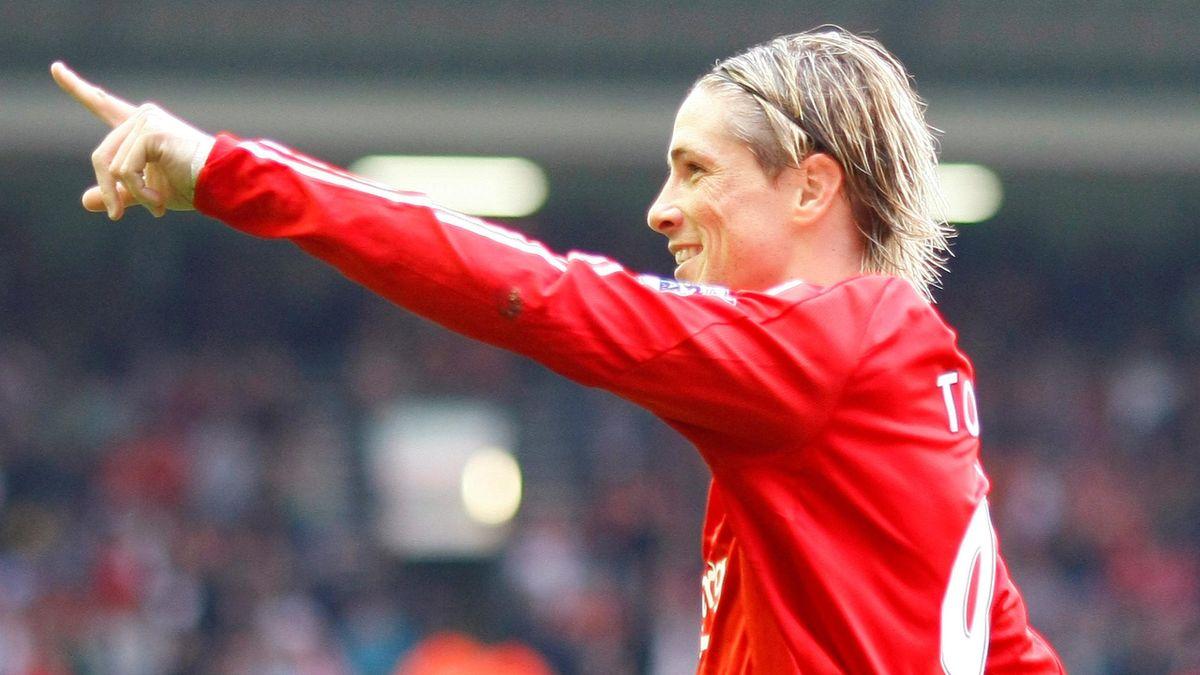2009-2010 Liverpool Fernando Torres