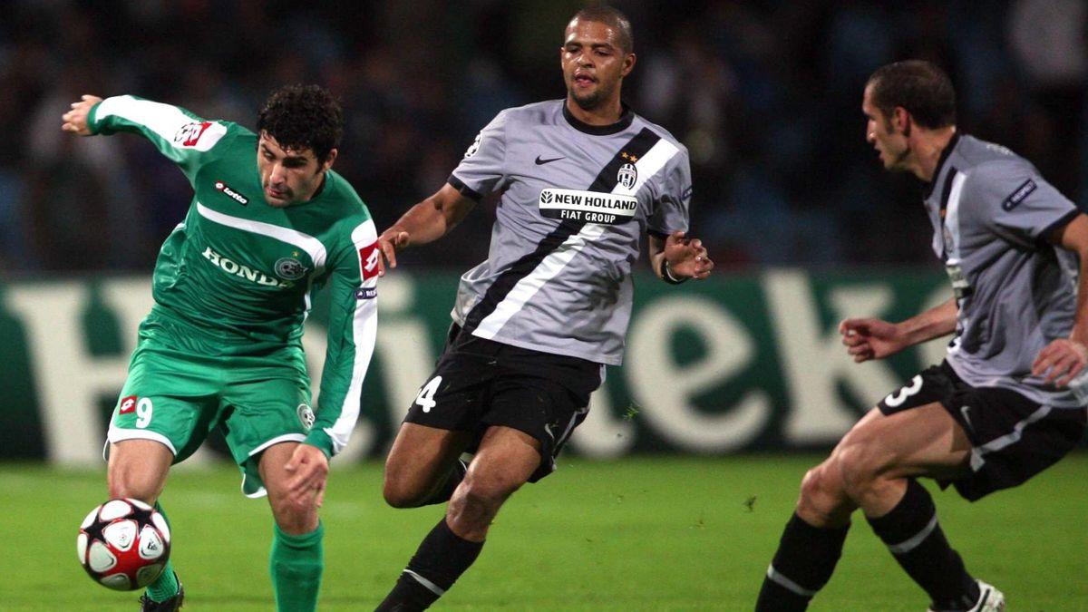Camoranesi sinks Maccabi - Eurosport